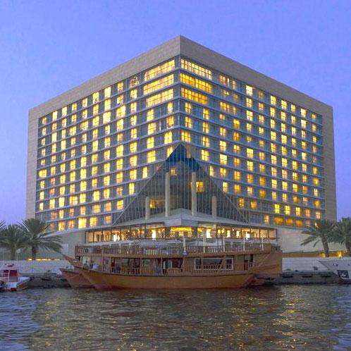 هتل شرایتون دبی (Sheraton Dubai Creek)