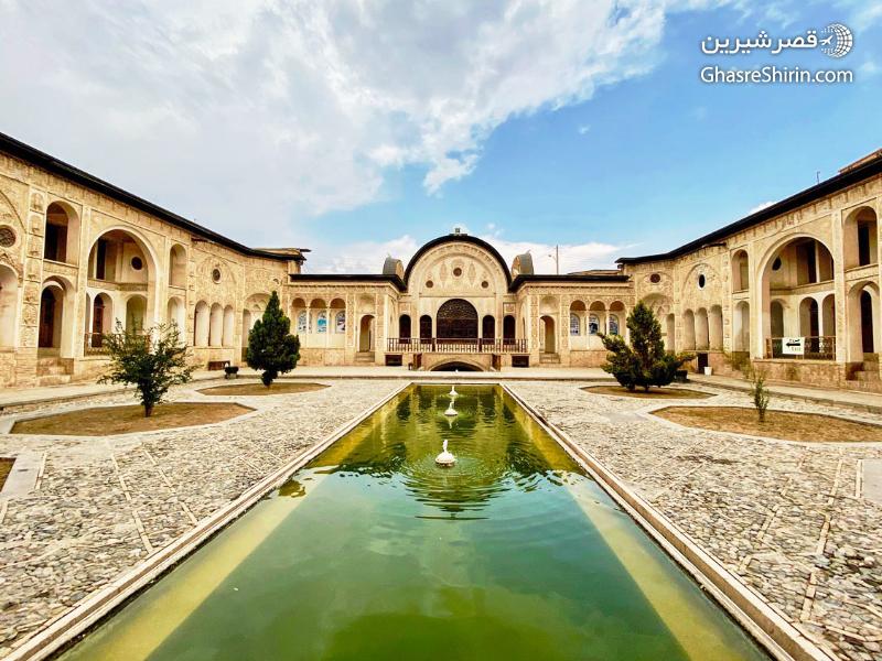 خانه های تاریخی کاشان 16 مکان دیدنی ایران