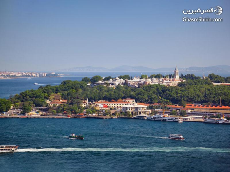 منطقه سرابورئو استانبول در جاذبه های گردشگری استانبول