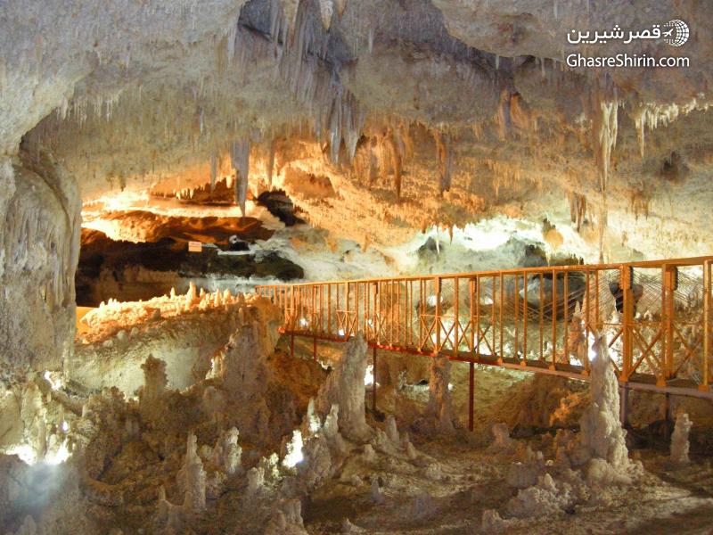 غار کتله خور در 16 مکان دیدنی ایران