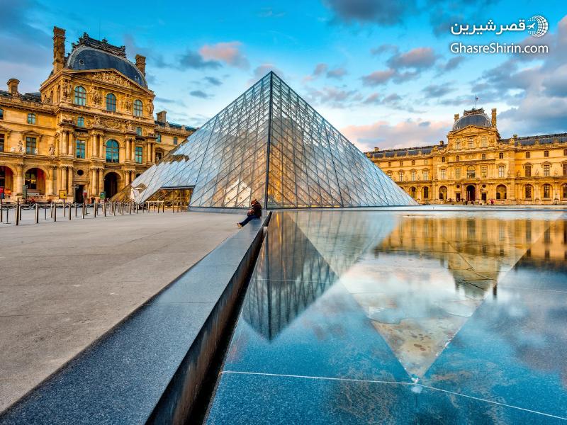 فرانسه - کشورهای پربازدید در جهان