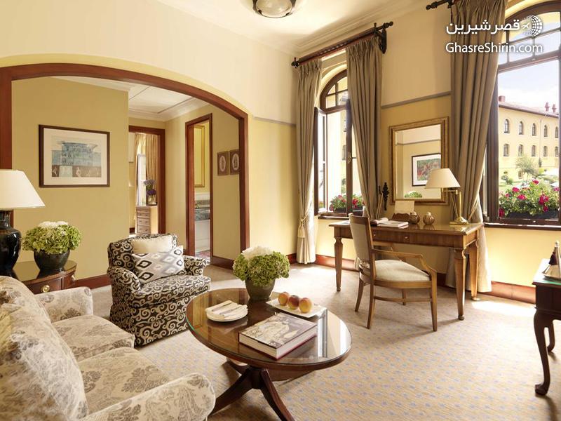 فورسیزن در هتل های لاکچری بسفر استانبول