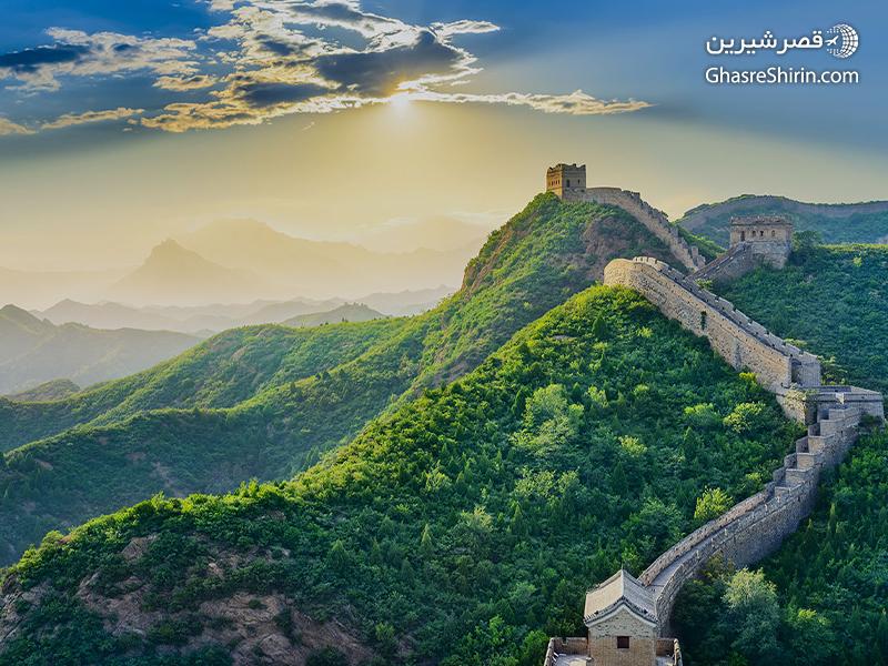 چین - کشورهای پربازدید در جهان