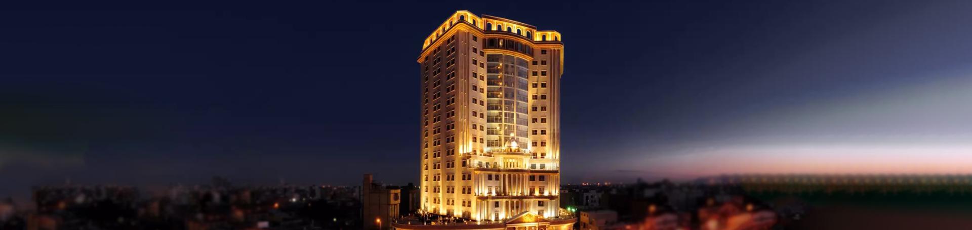 هتل قصرطلایی مشهد
