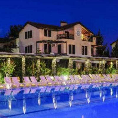 بلکون هتل آنتالیا (Belkon Hotel)