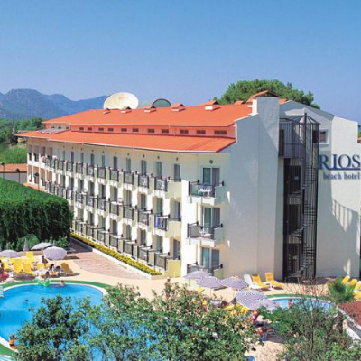 هتل ریوس بیچ آنتالیا (Rios Latte Beach Hotel)