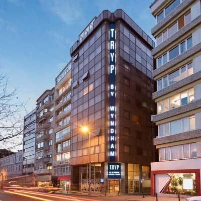 هتل تکسیم اکسپرس استانبول