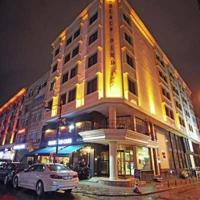 هتل بلک برد استانبول (Blackbird Hotel)