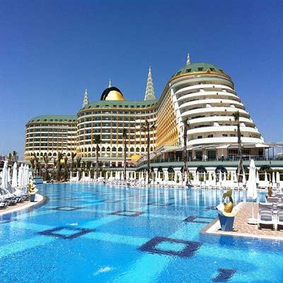 هتل دلفین امپریال آنتالیا
