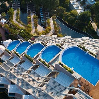 هتل سوسسی لاکچری ریزورت آنتالیا (Susesi Luxury Resort)
