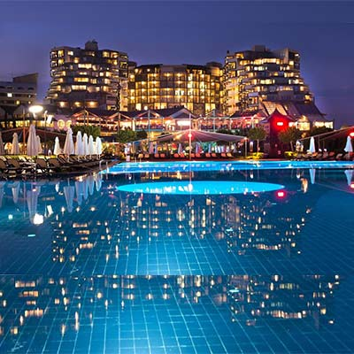 هتل لیمارک لارا دلوکس آنتالیا