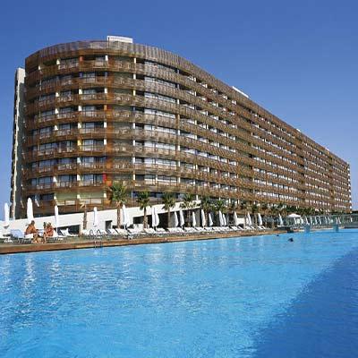 هتل نیروانا کازموپولیتن آنتالیا
