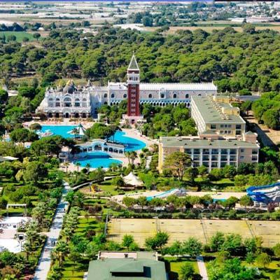 هتل ونیزیا پالاس لارا آنتالیا