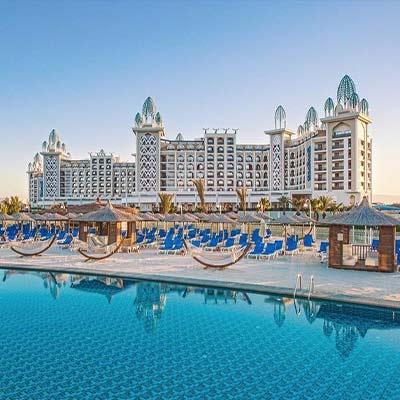 هتل گرانادا لاکچری بلک آنتالیا (Granda Luxury black)