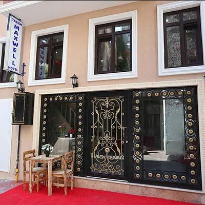 هتل مکس ول استانبول