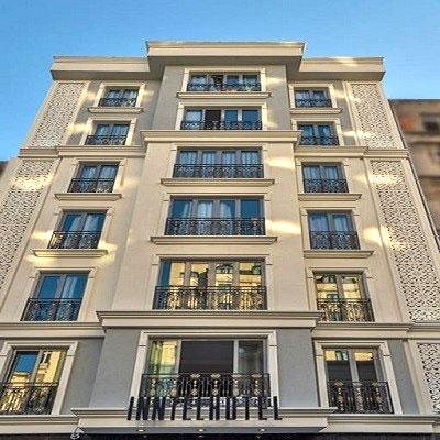 اینتل هتل استانبول