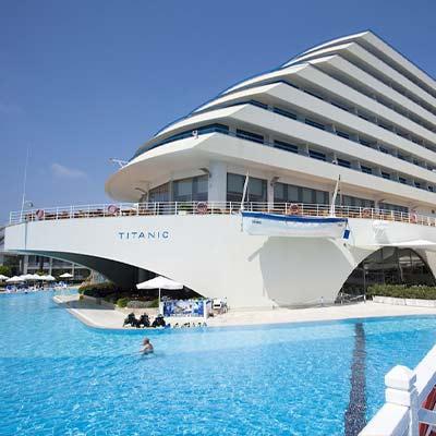 هتل تایتانیک بیچ لارا