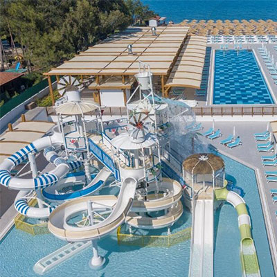 هتل بایا کمر آنتالیا (Baia Kemer)