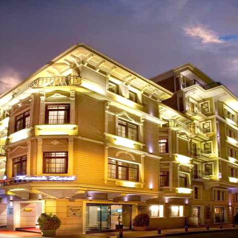 کناک هتل استانبول