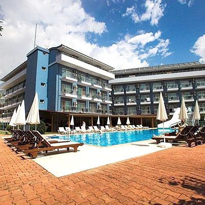 هتل مونا رزا بیچ آنتالیا