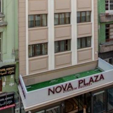 هتل نوا پلازا پرا