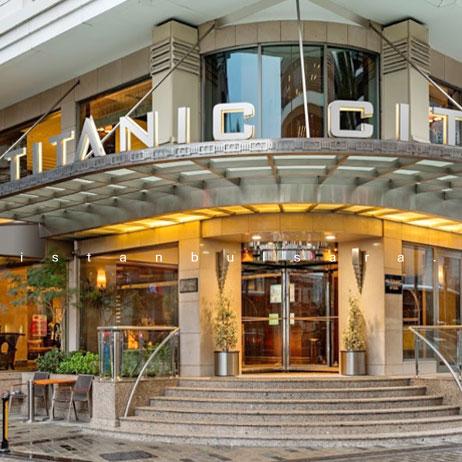 هتل تایتانیک سیتی استانبول (Titanic City)