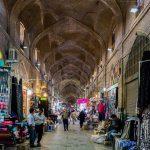بازار قیصریه اصفهان بازاری قدیمی در قلب شهر