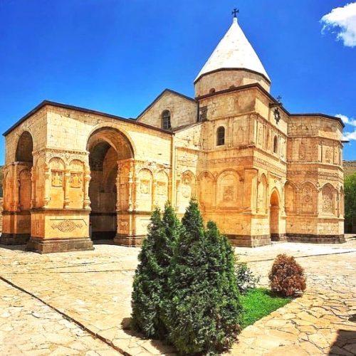 قره کلیسا، قدیمی ترین کلیسای جهان مسیحیت