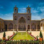 مسجد نصیرالملک معروف به مسجد صورتی