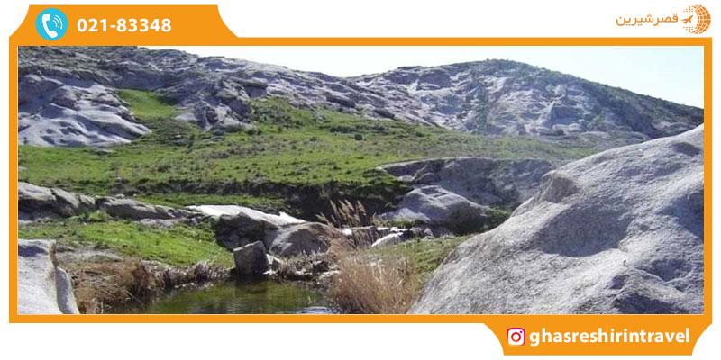 دسترسی به هفت حوض مشهد