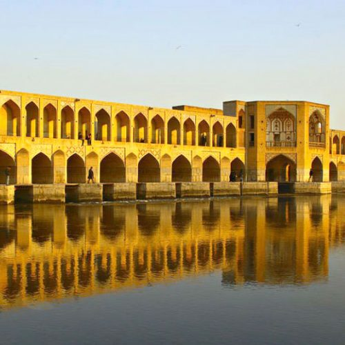 خواجو، پلی منحصر به فرد در شهر اصفهان