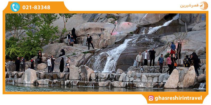 زمان بازدید از پارک کوهسنگی