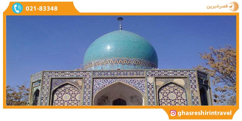 گنبد سبز مشهد