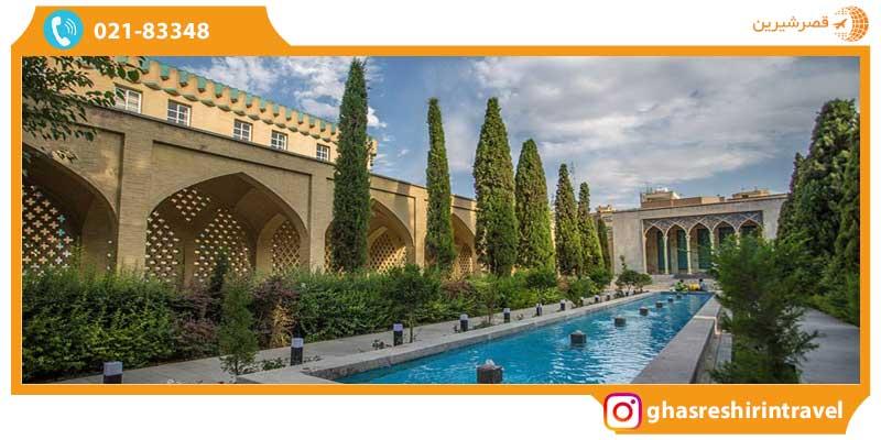آرامگاه صائب تبریزی