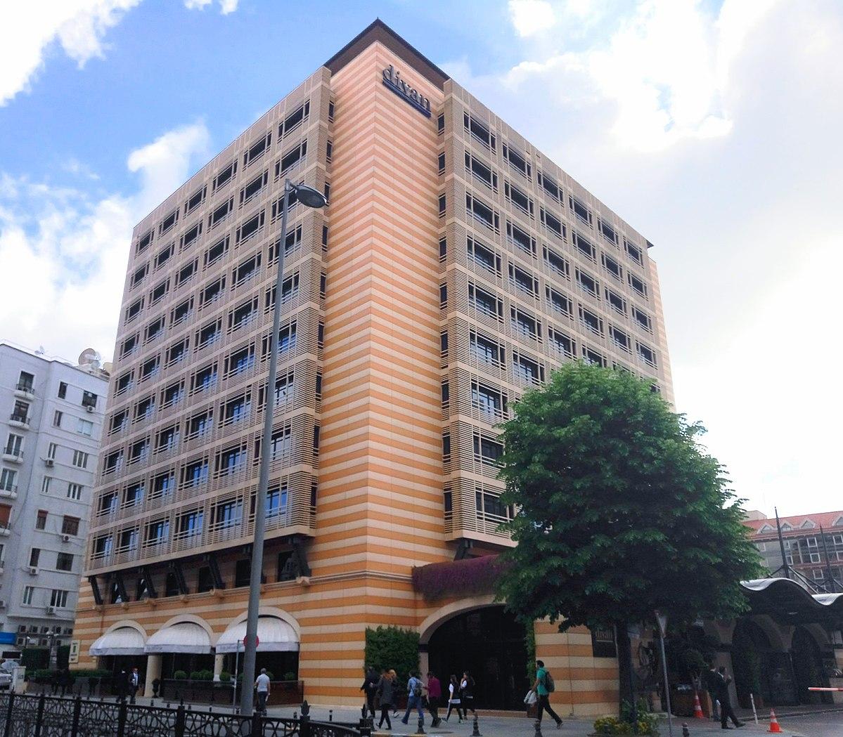 هتل دیوان استانبول (ِDivan Taksim)