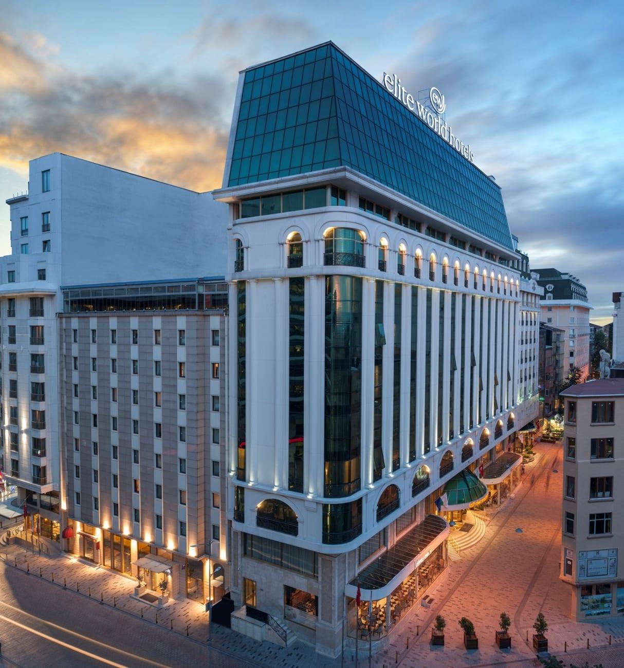 هتل الیت ورلد پرستیژ