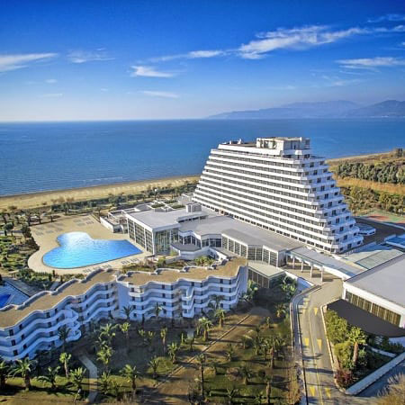 هتل سی لایت ریزورت کوش آداسی