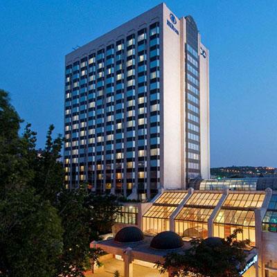 هتل هیلتون آنکارا