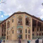 کاخ هشت بهشت اصفهان ، دروازه ای به سوی بهشت