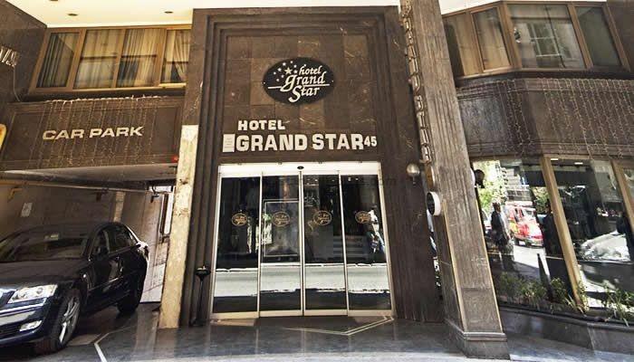 هتل گرند استار بسفر استانبول