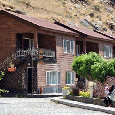 کمپ کوهستانی گنجنامه همدان