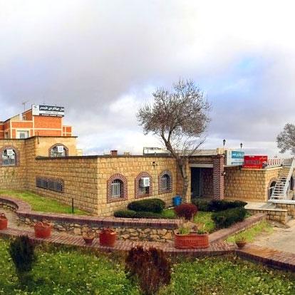 هتل جهانگردی غار علیصدر همدان