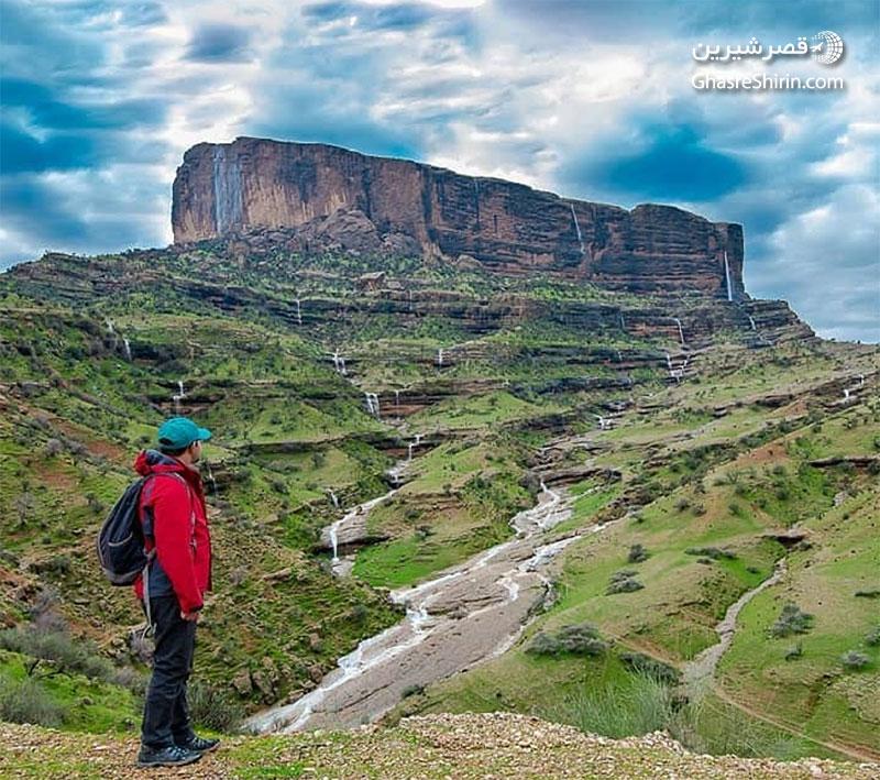 پامنار، بهشت گمشده ایران