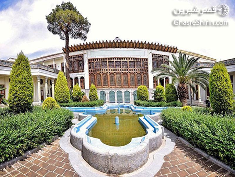 معماری خانه تاریخی جواهری