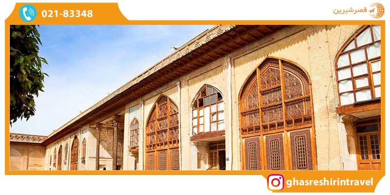 معماری ارگ کریم خان