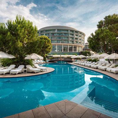 هتل کالیستا آنتالیا (Calista Luxury Resort)