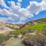 طبیعت شگفت انگیز هفت حوض مشهد