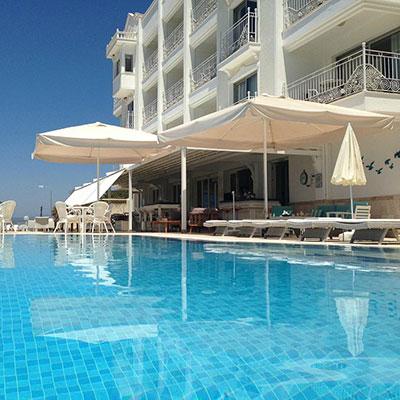 هتل لاویستا بوتیک کوش آداسی