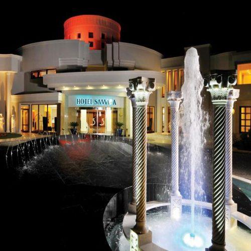 هتل سامارا بدروم