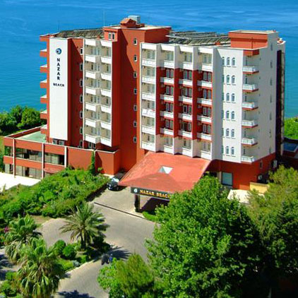 هتل نظر بیچ آنتالیا